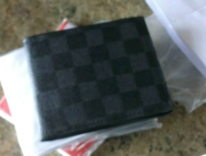 New Checkered Louis Vuitton Wallets