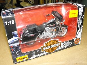 Die Cast Motorcycles