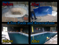 A Zen Pools and Renovations