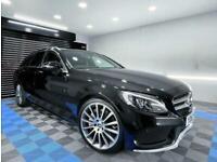 Mercedes-Benz C Class 2.1 C300dh AMG Line (Premium) G-Tronic+ (s/s) 5dr Estate D