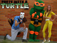 Party with a Ninja Turtle! (Birthday Entertainer)