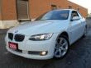 2009 BMW 3 Series 335xi Coupe, 6 SPEED MANUAL, NAVIGATION, SUNR.