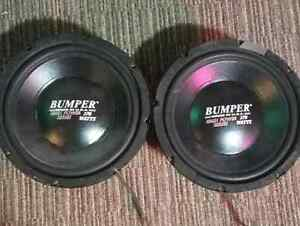 Subwoofers Cambridge Kitchener Area image 1