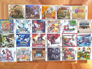 3DS DS Gba Gbc   Games PickUpOnly READ  DESC
