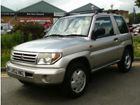 Mitsubishi Shogun Pinin 1.8 Classic FREE RAC WARRANTY WITH ALL CARS SOLD