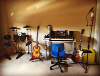 recording engineer/producer available with complete home studio