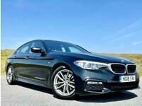 2018 BMW 5 Series 2.0 520d M Sport Auto (s/s) 4dr Saloon Diesel Automatic