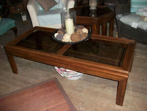 Coffee and End Table - Solid Maple $75 London Ontario image 3