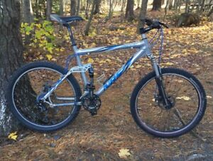 Giant NRS -3  Full Suspension Mountain Bike