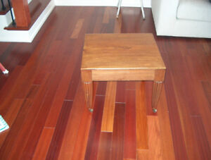 Antique mahogany tables