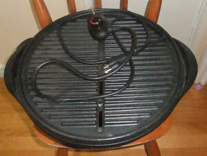 George Foreman GGR50B Indoor/Outdoor Grill West Island Greater Montréal image 2