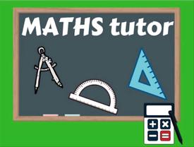 Maths Tutor GCSE AS LEVEL MATHS - East London