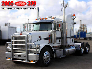 2005 PETERBILT 379 ***CAT 475***13 SPEED*** Regina Regina Area image 2