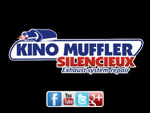 Muffler Repair, Catalytic Converter, Flexible, Noise Problem