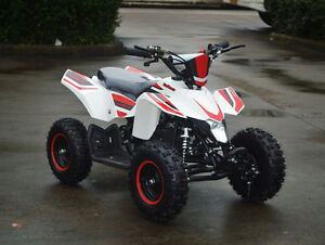BRAND NEW KIDS ELECTRIC MINI ATV QUAD BIKE 1000W 36V $750 TAX IN