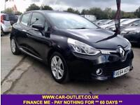 2014 RENAULT CLIO DYNAMIQUE MEDIA NAV 1.5 DCI FULL SERVICE HISTORY STOP/START