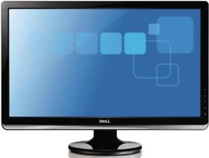 "Widescreen Full HD monitor - Dell 23"" ST2320L Flat Screen LCD"