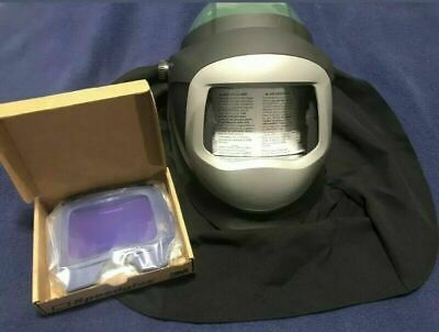 Brand New 3m Hardhatwelding Helmetfaceshield L-905sg-f Wspeedglas 9100xx