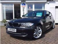 2009 59 BMW 1 SERIES 2.0 118D SPORT DIESEL