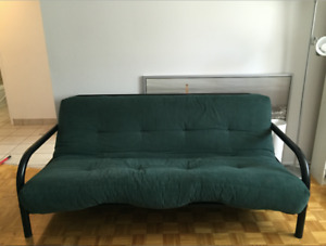 COUCH/BED PRICE IS NEGOCIABLE