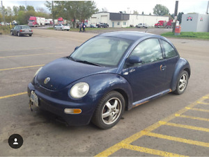 2000 VW Beetl TDI Manual