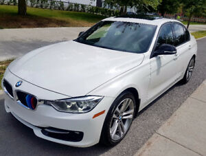 2013 BMW 328 XI Sport Line Navi Warranty until 2019 or 160000 Km