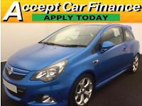 Vauxhall/Opel Corsa 1.6i 16v Turbo ( 192ps ) 2012.5MY VXR FROM £33 PER WEEK!