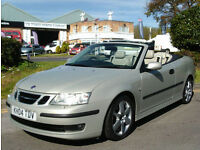 Saab 9-3 2.0t 2004 Vector Turbo Immaculate Condition FREE RAC WARRANTY