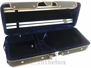 New Enhanced Foamed Viola case / Adjustable fit 15