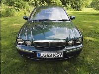 Jaguar X-TYPE 2.0D SE JUST SERVICED AND MOTD VALUE FOR MONEY CAR