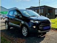 2017 Ford Ecosport 1.0 TITANIUM Hatchback Petrol Manual