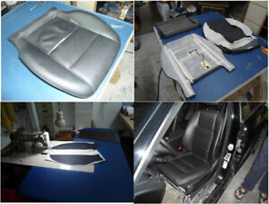 Auto Upholstery Car Seat Repairs Consoles Armrest