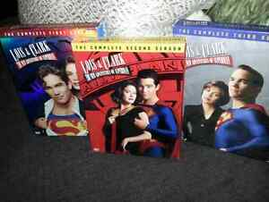 Lois & Clark: Seasons 1-3 (DVD)
