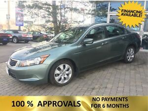 2010 Honda Accord       $0 DOWN FINANCING !