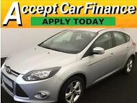 Ford Focus 1.6 TI-VCT ( 105ps ) 2012.25MY Zetec FROM £31 PER WEEK!