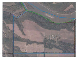 373 .5 Acres RIVERFRONT on North Saskatchewan River