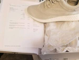 Wings and horn nmd r2 w/ receipt Pk upper size 13