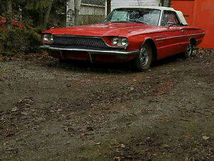 1966 Ford Convertible Thunderbird