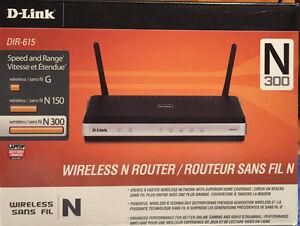 D-Link Wireless N Router Windsor Region Ontario image 1