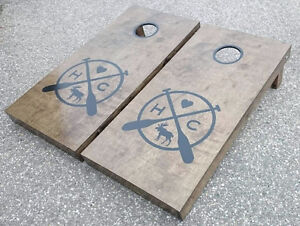 Beanbag Toss Game, Hand Crafted in Canada Cambridge Kitchener Area image 4