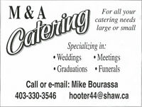 M & A Catering