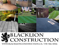 GREATER VANCOUVER'S #1 CHOICE FOR LANDSCAPE CONSTRUCTION!