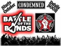 attention bands last chances to enter battle of the band