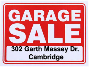 GARAGE and HOUSEHOLD SALE