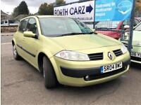 Renault Megane 1.6 VVT