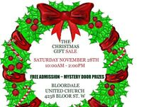 CRAFTERS/VENDORS WANTED!! Etobicoke Christmas Sale