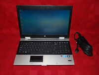 HP Laptop EliteBook 8540p Intel Core i7