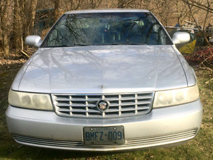 2001 Cadillac SLS with 136,000KM