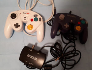 Controllers for Gamecube