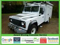 2015 Land Rover Defender 2.2 TDCi 122 4x4 Mobile Utility Workshop Mobile Worksho
